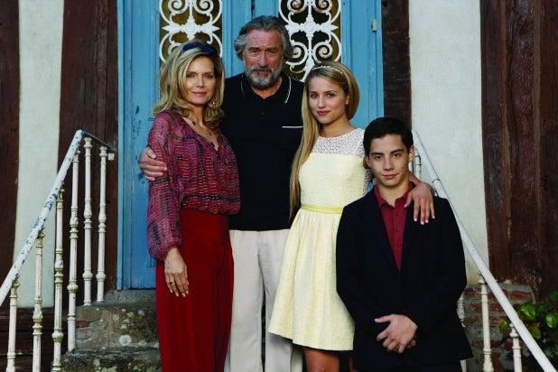 'The Family' Review: Robert De Niro's Mob Comedy Has a Few ...