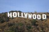 Hollywood SIgn Warner Bros aerial tramway