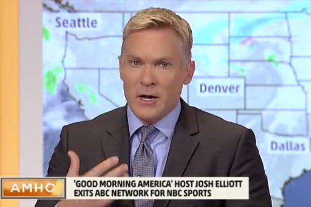 Sam Champion to Return to WABC 'Eyewitness News' as Weather Anchor