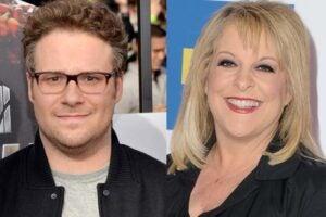 Seth Rogen rips Nancy Grace over marijuana