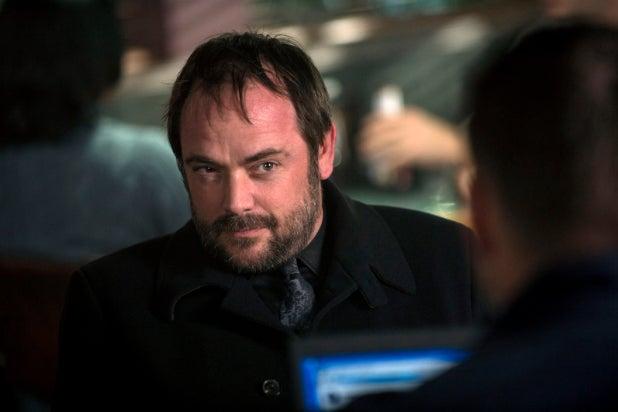 Mark Sheppard/CW Network