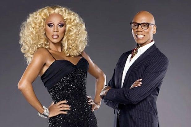 RuPaul (Logo TV)