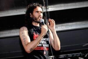 "Russell Brand rips into Fox News for being ""a fanatical terrorist propagandist organization"""