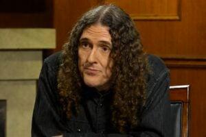 "Weird Al Yankovic on ""Larry King Now"""