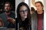 Adam Sandler in The Cobbler, Kristen Stewart in Sils Maria and John Travolta in The Forger