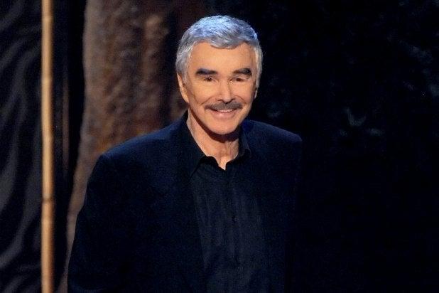 Burt Reynolds Oscar Nominated Star Of Boogie Nights And Smokey