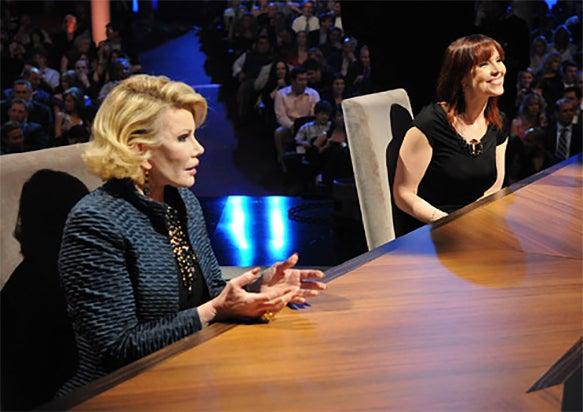Joan Rivers won Season 8 of The Apprentice