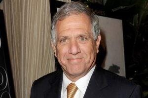 14th Annual AFI Awards - Red Carpet Les Moonves