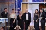 Robert Downey Jr., Emma Watson, Judi Dench, Mike Leigh, Julia Louis-Dreyfus and Mark Ruffalo