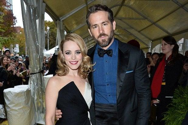 Rachel McAdams, Ryan Reynolds receive stars on Canada's Walk of Fame