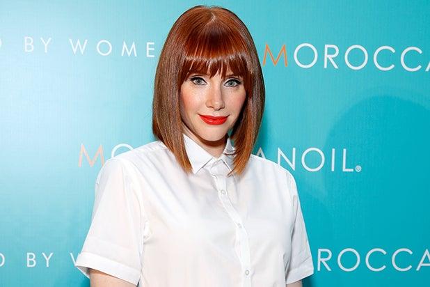 Bryce Dallas Howard in Talks for 'Pete's Dragon'