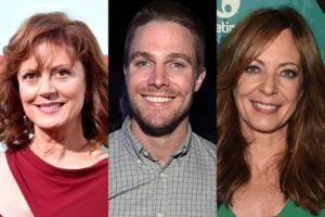 Susan Sarandon, Allison Janney, Stephen Amell Set for 'Whatever Makes You Happy'