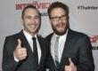 James Franco, Seth Rogen at 'The Interview' premiere