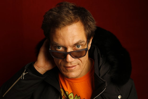 """99 Homes"" star Michael Shannon, photographed by Patrick Fraser at TheWrap's Kia photobooth during the 2015 Sundance Film Festival in Park City, Utah on Jan. 23, 2015."