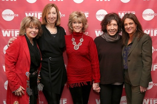 A WIF gathering at Sundance 2015. (Getty Images)