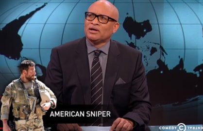 American Sniper Wilmore