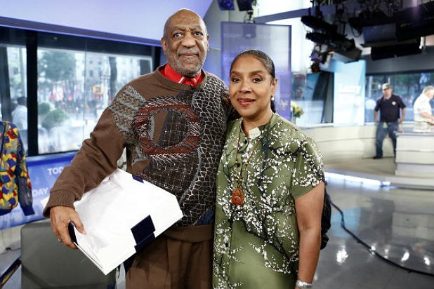 Bill Cosby, Phylicia