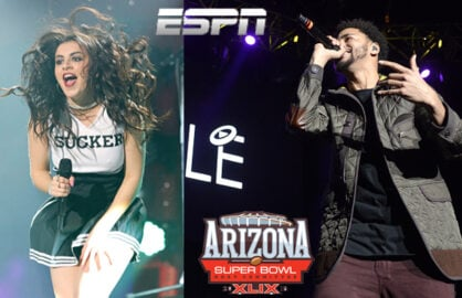 Charli XCX and J. Cole to perform at #ESPNtheParty on Friday, January 30. (Getty Images)