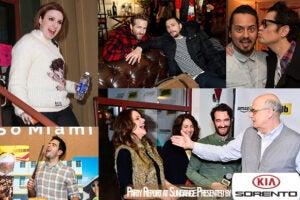 COVER  - Lena Dunham, Johnny Knoxville, James Franco, Transparent - Presented by Kia Sorento