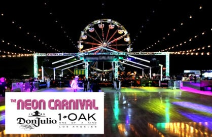 COVER - Neon Carnival in Arizona