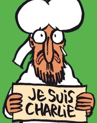 Image result for charlie hebdo muhammad
