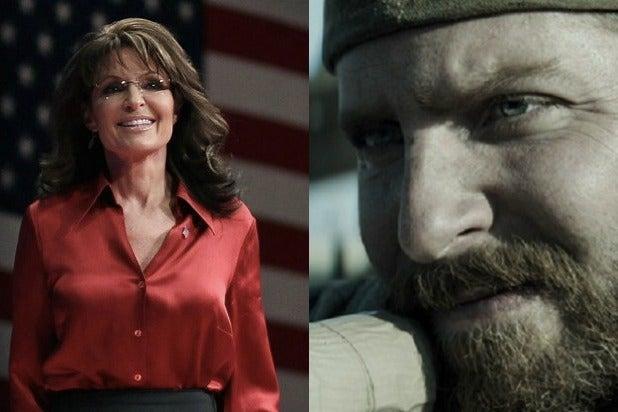 Sarah Palin porr serier