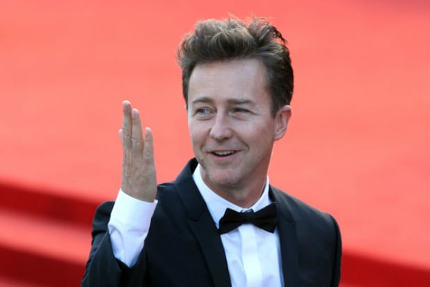 edward norton 2017