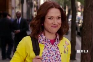 Ellie Kemper Unbreakable Kimmy Schmidt trailer