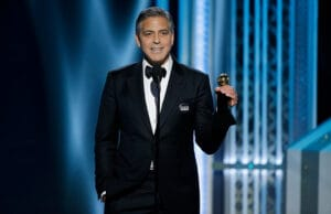 George Clooney, Cecile B. Demille Award recipient, Golden Globe Awards 2015 (NBCUniversal)