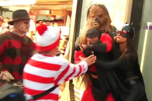 Mr. Incredible Convicted in Videotaped Hollywood Boulevard Brawl With Batgirl