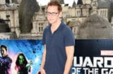 LONDON, ENGLAND - JULY 25: James Gunn attends a photocall for 'Guardians Of The Galaxy' at The Corinthia Hotel on July 25, 2014 in London, England. (Photo by Dave J Hogan/Getty Images)