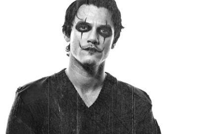 Luke Evans as Crow