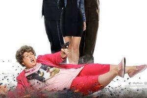 Melissa McCarthy Spy trailer