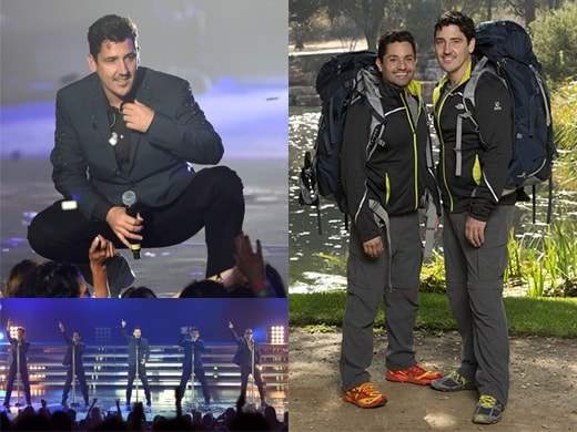 Sizing Up the New 'Amazing Race' Cast: NKOTB, Olympians ...