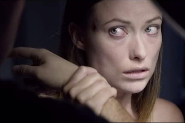 mark duplass raises olivia wilde from the dead in first  u0026 39 lazarus effect u0026 39  trailer  video