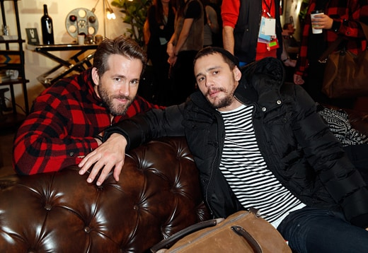 Sundance party report in pictures ryan reynolds lena for Joe shirt knoxville tn