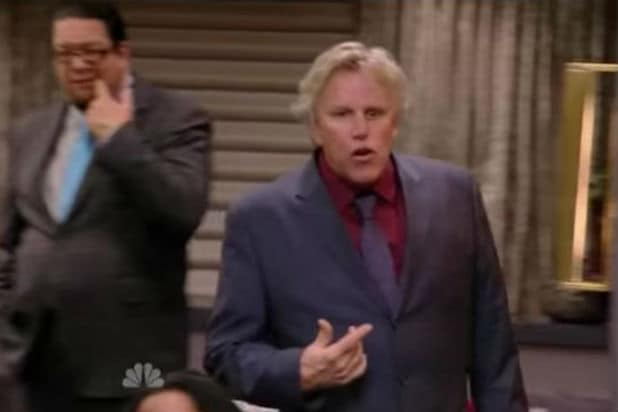 Season Four: Gary Busey