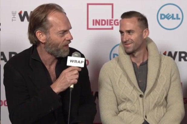 Joseph Fiennes 2015
