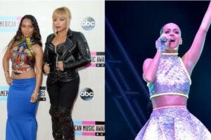 TLC, Katy Perry