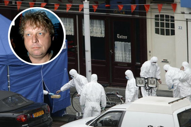 Filmmaker Theo van Gogh was fatally stabbed in Amsterdam in 2004