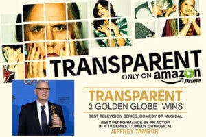 Jeffrey Tambor, 'Transparent,' Amazon Studios Golden Globes (Amazon Studios/Getty)