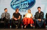american idol 2015 Winter TCA Tour - Day 11