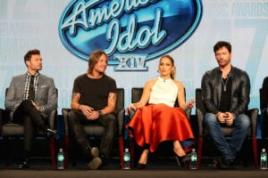 american idol 2015 Winter TCA Tour - Day 11
