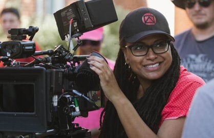 Ava Duvernay on the Set of 'Selma' - Paramount Pictures