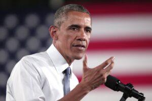 Presidnet Barack Obama