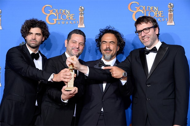 Birdman wins Best Screenplay at Golden Globes