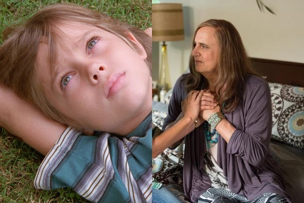 Boyhood, Amazon's Transparent