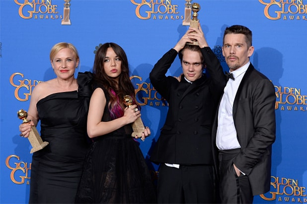 Boyhood wins Best Motion Picture, Golden Globes