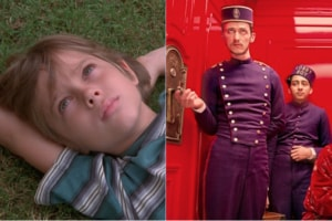 Boyhood and The Grand Budapest Hotel