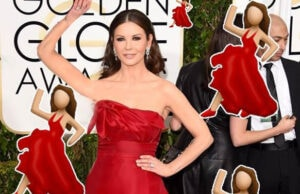 catherine zeta jones emoji